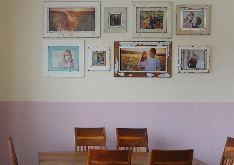Fotos Auf Leinwand Kleben Trendy Wanddeko Basteln