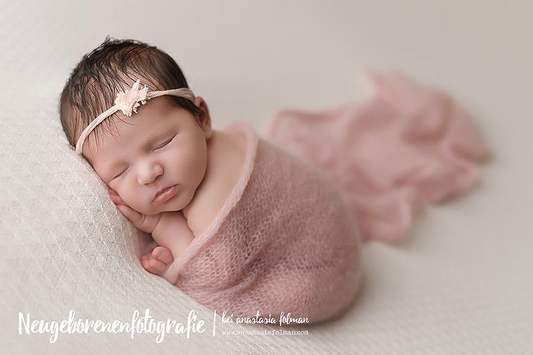 Babyfotos In Paderborn Neugeborenenshooting